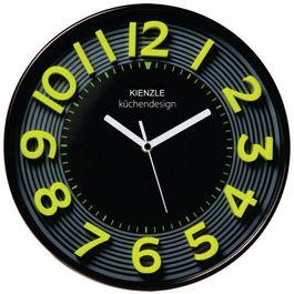 f9a97f85f7b Relógio de parede KIENZLE KUCHENDESIGN lime 100148