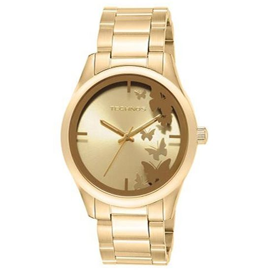 Relógio TECHNOS análogo fashion trend 2035lsi 4x borboleta - aconfianca 2ad9b4d16b