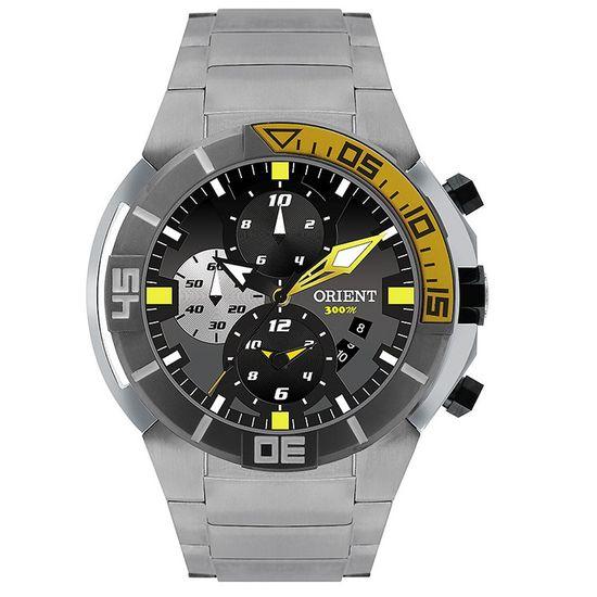 537dd9e30e Relógio orient seatech cronógrafo kit troca pulseira mbttc003 p1px ...