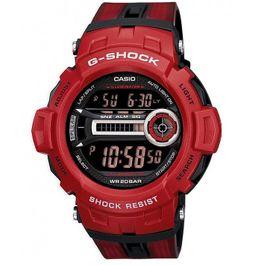 9fce4d73e98 Relógio CASIO G-SHOCK masculino digital vermelho GD-200-4DR - aconfianca