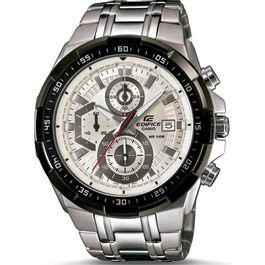 316b6f231c3 Relógio CASIO EDIFICE cronógrafo efr-539d-7avudf branco - aconfianca