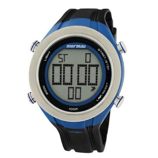 239c52b15a6 Relógio mormaii digital mw5762 8a azul - aconfianca