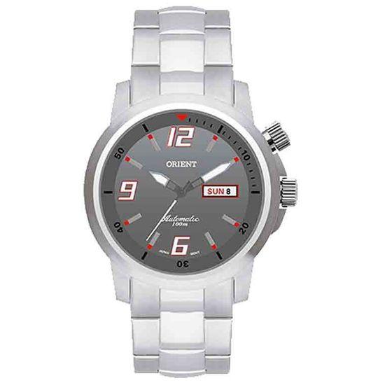 3a1816058e1 Relógio ORIENT Automático masculino esportivo 469SS031 G2SX - aconfianca