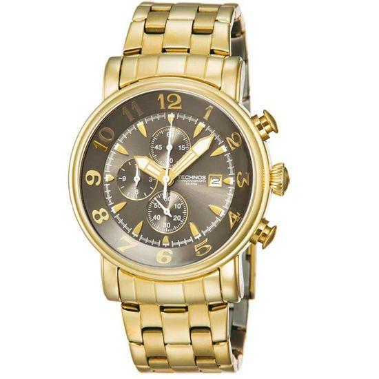 7f42b35d039 Relógio technos cronógrafo classic grandtech os10cr 4f - aconfianca