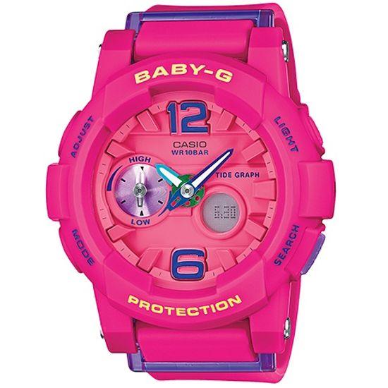 b7f486d6ca0 Relógio CASIO BABY-G anadigi feminino bga-180-4b3dr - aconfianca