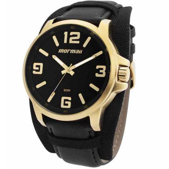 419e5458102 Relógio mormaii análogo mo2035bg 2p preto dourado - aconfianca