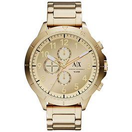 relogio-armani-exchange-cronografo-ax1752-4dn-dourado