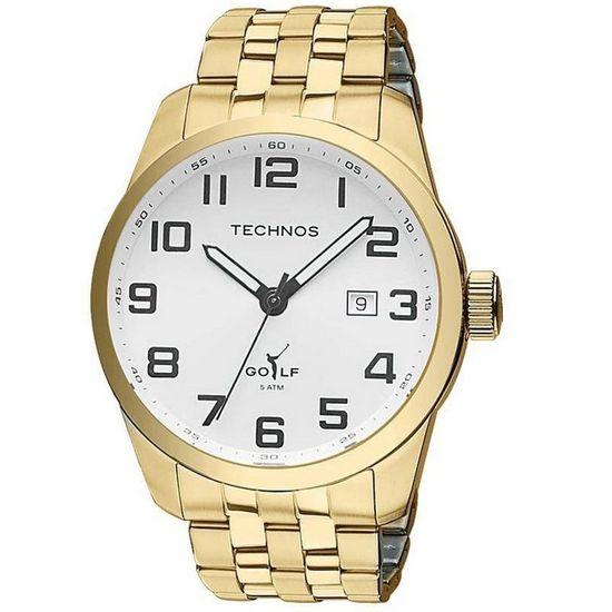 97e276a49a98c Relógio technos análogo classic golf 2315yl 4k - aconfianca