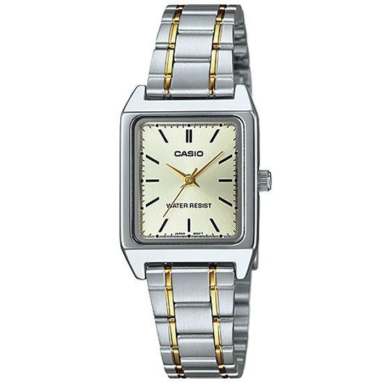 3af650a2079 Relógio casio analógico feminino ltp-v007sg-9eudf amarelo - aconfianca