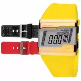 62b37532efe5d Relógio MORMAII feminino digital KIT troca pulseira fza 8c - aconfianca
