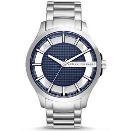 3ef4a7bad73 Relógio ARMANI EXCHANGE hampton analógico ax2178 1an prata - aconfianca