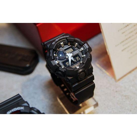 0bc5f5c807b Relógio CASIO G-SHOCK masculino anadigi ga-700-1bdr preto - aconfianca