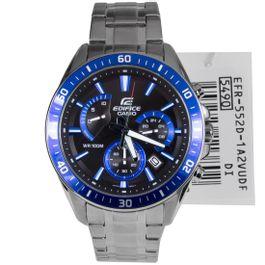 18cac801ce2 Relógio CASIO Edifice masculino cronógrafo EFR-552ZD-1A2VDF - aconfianca