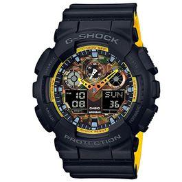 relogio-casio-g-shock-anadigi-black-e-yellow-ga-100by-1adr