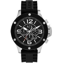 fbf983a9911 Relógios - Relógio de Pulso AX (Armani Exchange) Casual Borracha ...