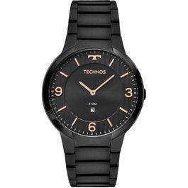 c70739657c9d4 Relógio technos analógico classic slim gl15am 4p - aconfianca