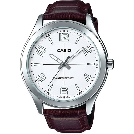 dd11d1c8cdb Relógio casio analógico masculino mtp-vx01l-7budf - aconfianca