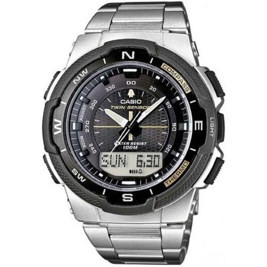 50821ede308 Relógio CASIO STANDARD outgear anadigi twin sensor sgw-500hd-1bvdr -  aconfianca