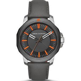 f257dfd8c36 Relógios - Relógio de Pulso AX (Armani Exchange) Casual Couro ...