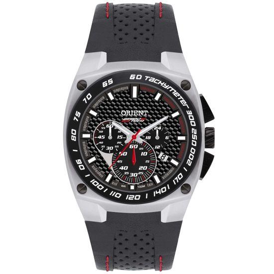 e9e30e50f50 Relógio ORIENT masculino speedtech cronógrafo MBSCC007 P1PX - aconfianca