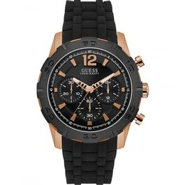 db56db95d70 Relógios - Relógio de Pulso Guess Borracha – aconfianca