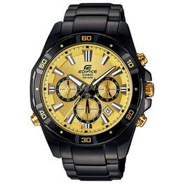 bc0db1270da Relógio CASIO Edifice masculino multifunção EFR-534ZBK-9AVDF