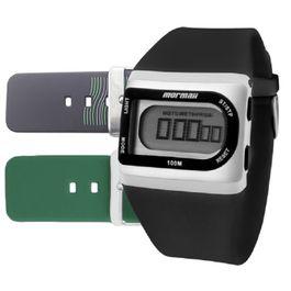 f32c9017bd862 Relógios - Relógio de Pulso Borracha Digital – aconfianca